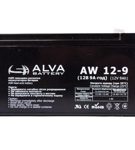 Аккумуляторы Alva (Китай)