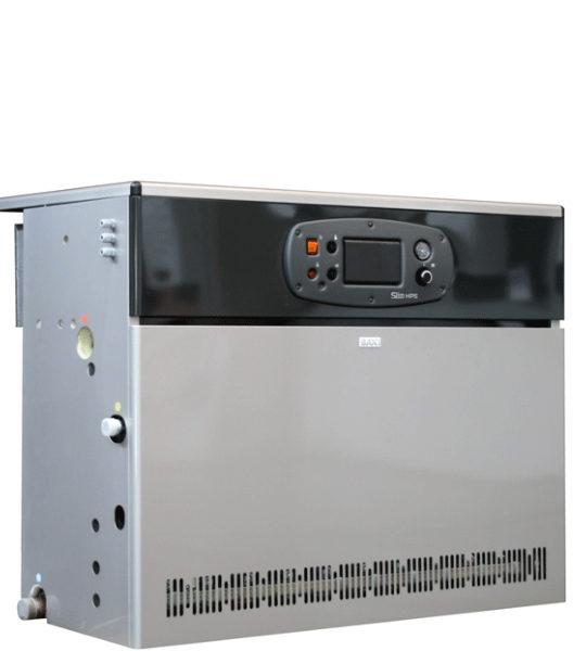 Напольный газовый котел Baxi SLIM HPS 1.110 iN - фото