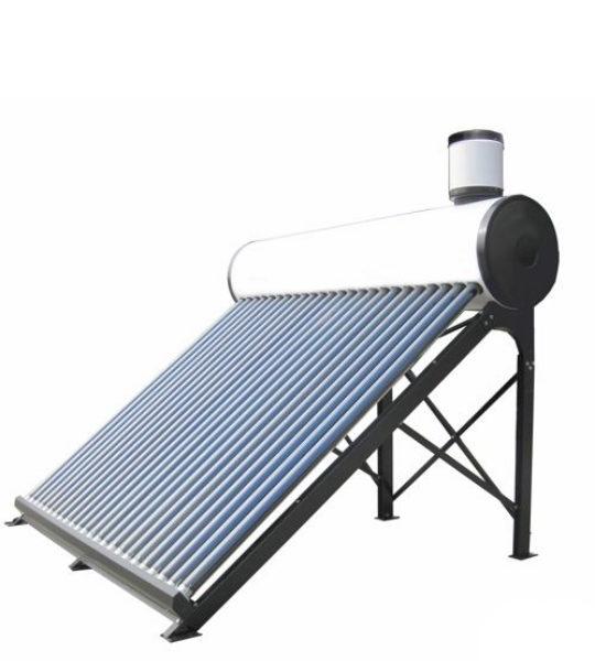 Термосифонный солнечный водонагреватель JNG-15 - фото