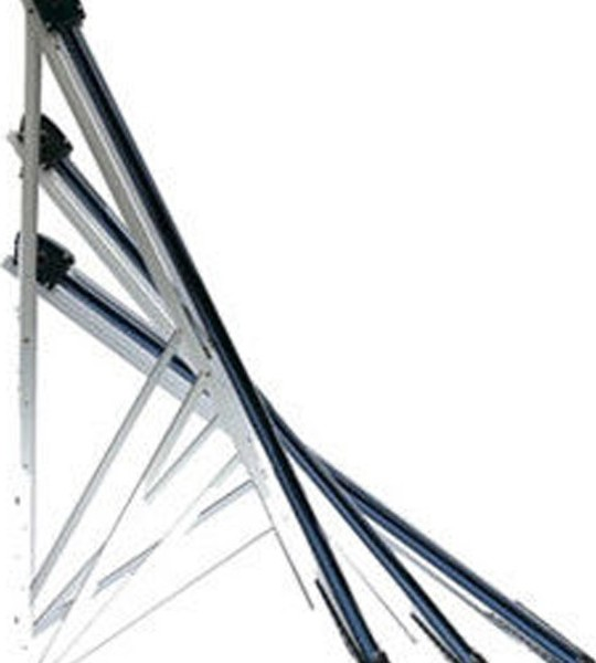 Крепления для коллекторов Altek на плоскую крышу