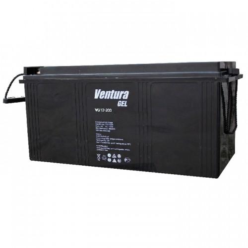 Гелевый аккумулятор Ventura VG 12-200 - фото