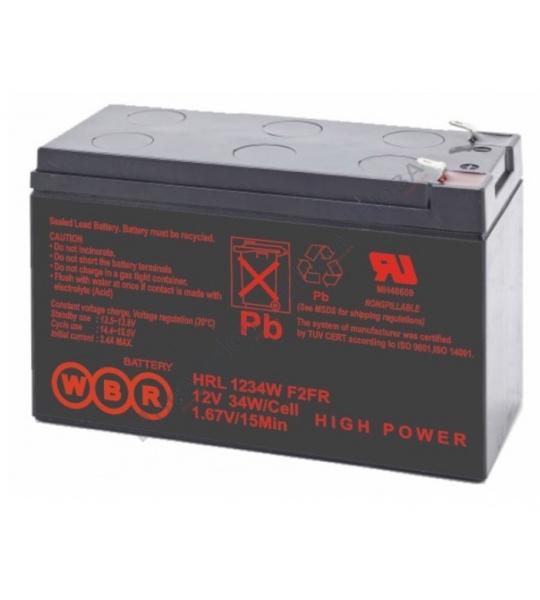 Аккумуляторная батарея WBR HRL