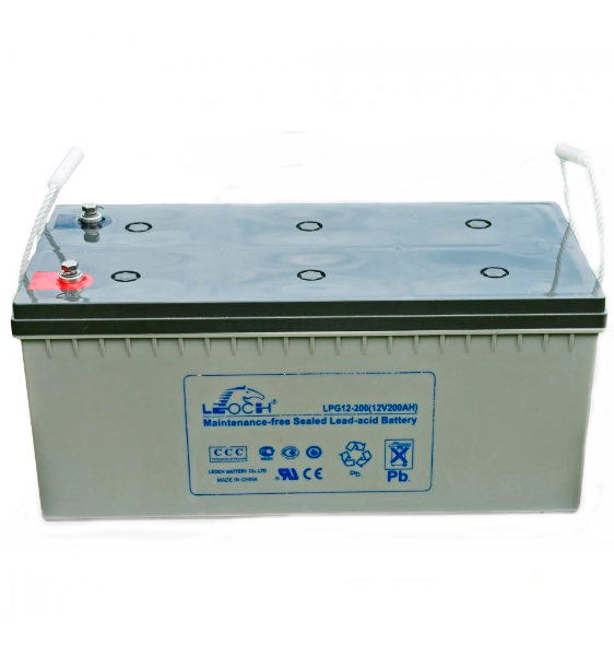 Аккумуляторная батарея Leoch LPG 12-200 - фото