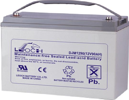 Аккумуляторная батарея Leoch DJM 1290 - фото