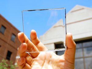 Специалисты из Мичиганского университета (США) создали прозрачные солнечные панели.