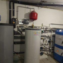 Гелиосистема,гибридная фотоэлектрическая система,система отопления - фото14