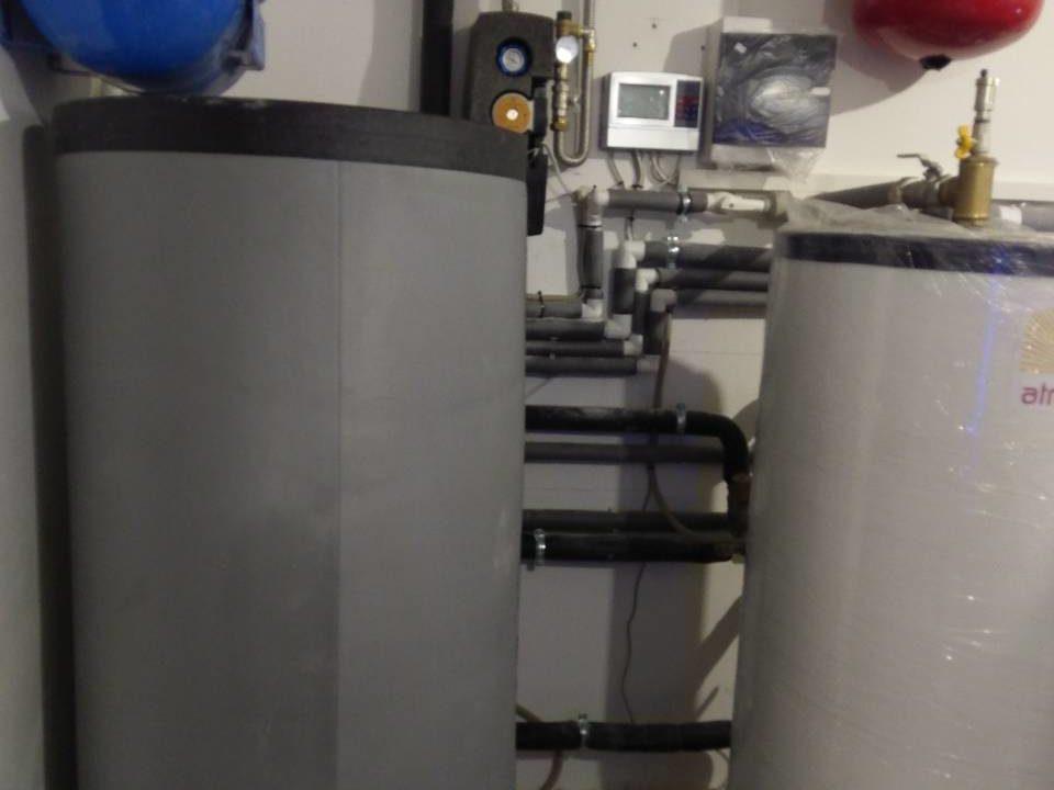 Гелиосистема,гибридная фотоэлектрическая система,система отопления - фото17