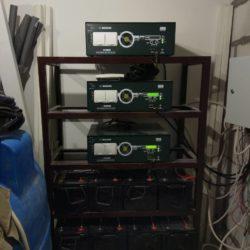 Гелиосистема, гибридная фотоэлектрическая система, система отопления - фото23