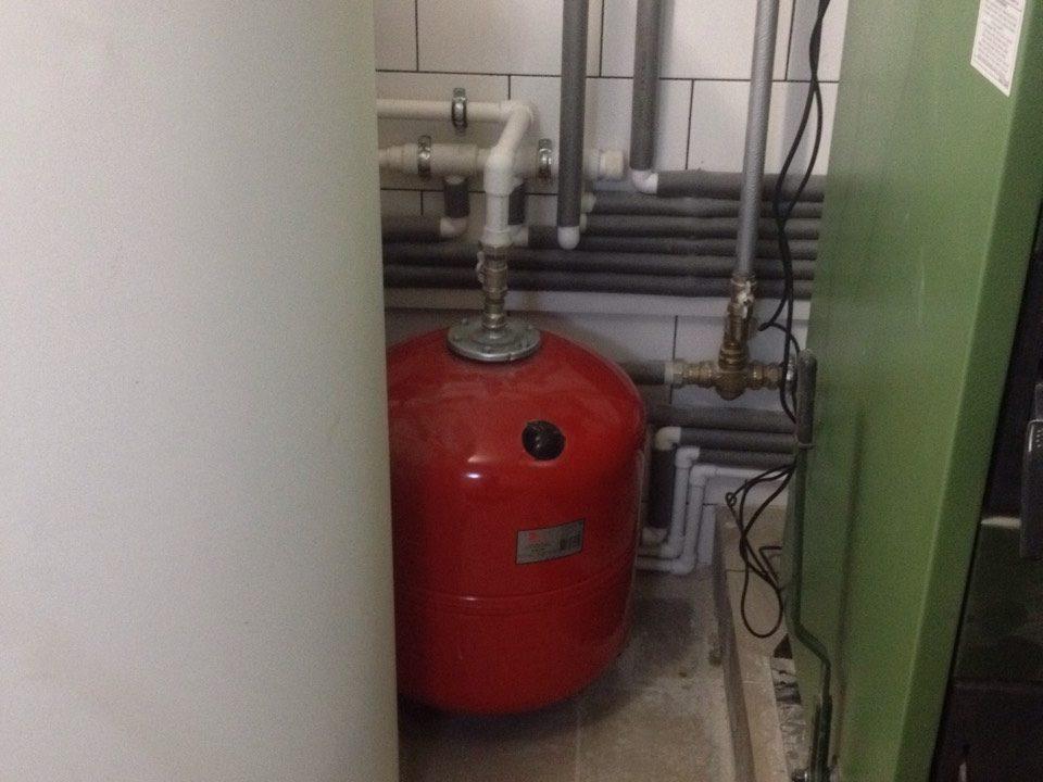 Гелиосистема ГВС и система отопления в г.Симферополь - фото5