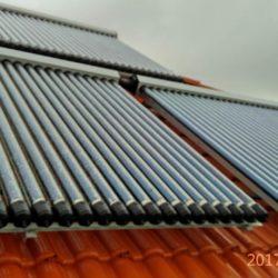 Гелиосистема,гибридная фотоэлектрическая система,система отопления - фото7