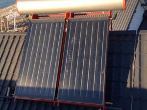 Сезонная солнечная система для коттеджей