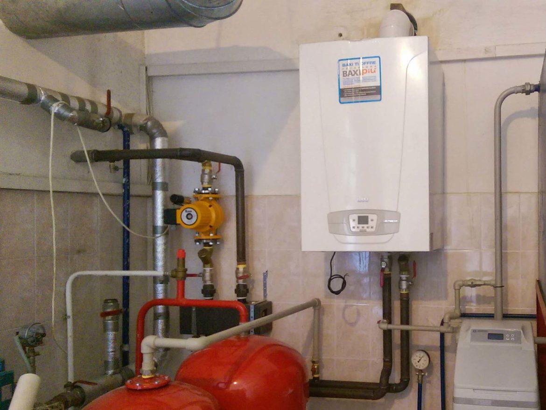 г. Симферополь, газовый конденсационный котел 98 кВт. - фото