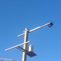 Система автономного освещения детских площадок (с.Красногвардейское) - фото2