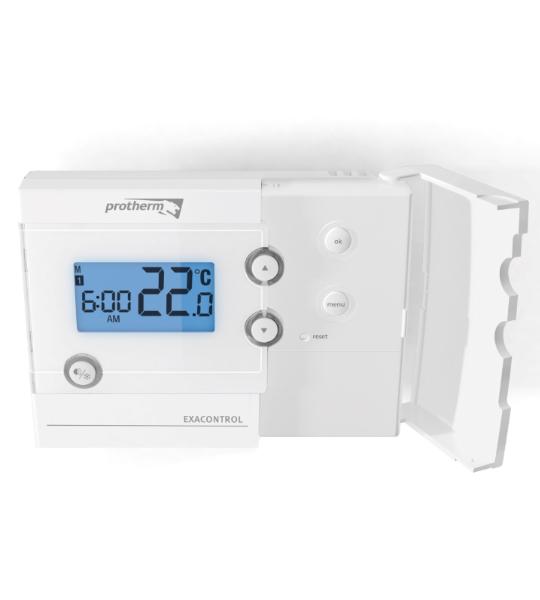 Комнатный регулятор температуры Exacontrol 7 - фото