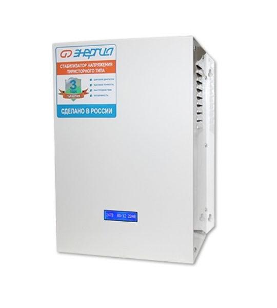 Стабилизатор Энергия Ultra 35000 - фото