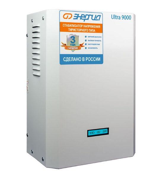 Стабилизатор Энергия Ultra 9000 - фото