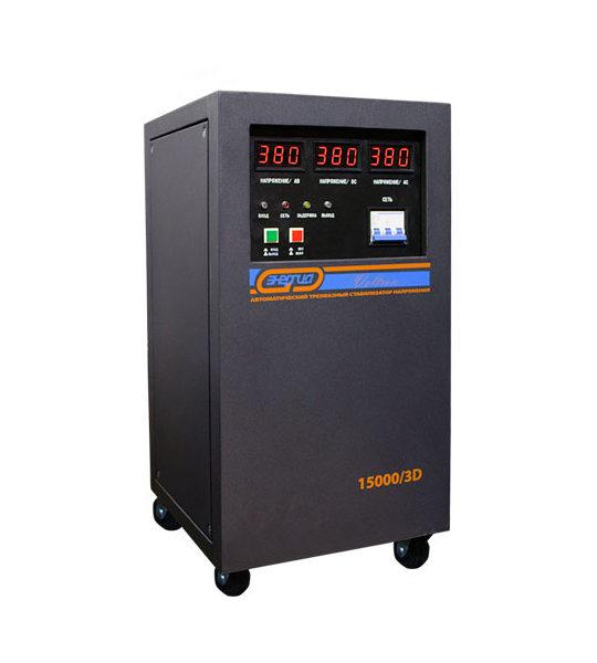 Стабилизатор Энергия Voltron 15000/3D
