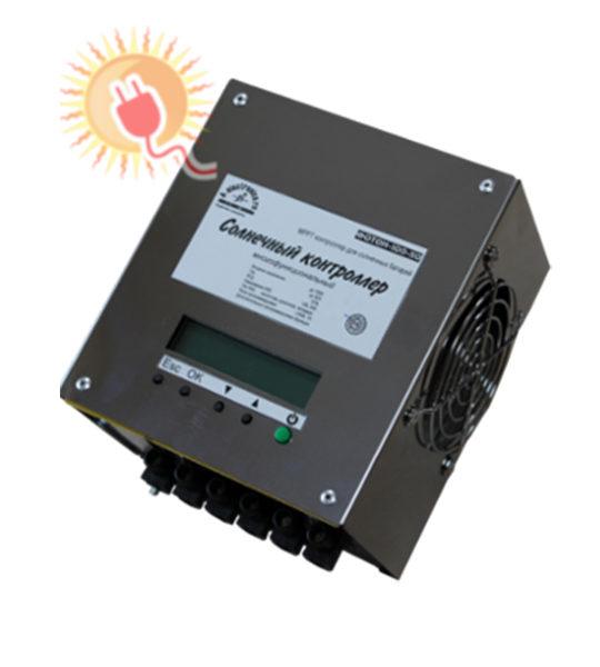 Контроллер заряда MPPT ФОТОН - фото