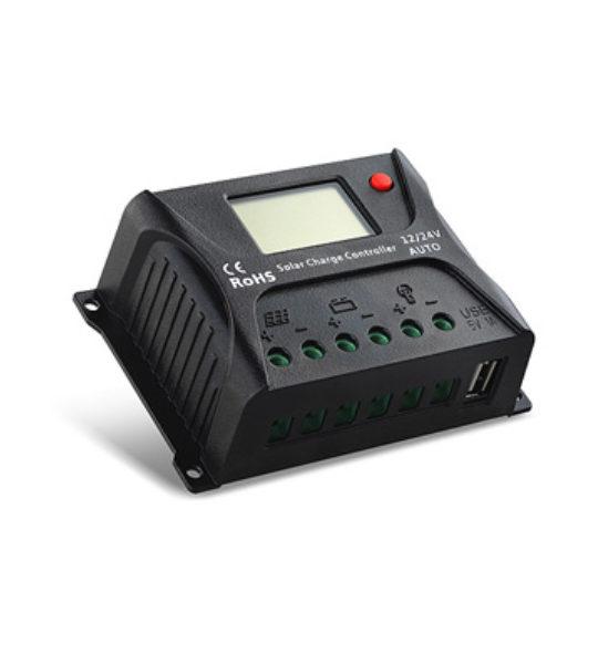 Контроллер заряда ШИМ SR-HP2410 - фото