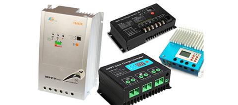 Контроллеры заряда для солнечных батарей - фото