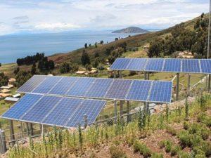 Власти Армении планируют увеличить объем производства солнечной энергии