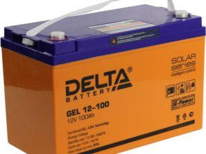 В каталоге появились аккумуляторные батареи DELTA серии GEL!