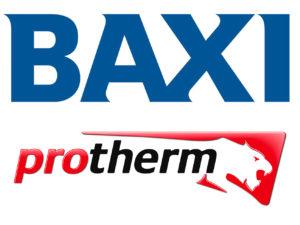В каталоге появились газовые настенные котлы торговых марок Baxi (Италия) и Protherm (Чехия)