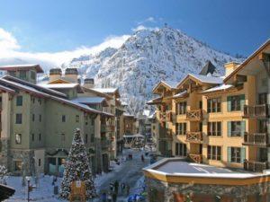 Первый лыжный курорт – полностью автономный и на 100% питаемый ВИЭ!
