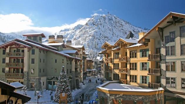 Первый лыжный курорт – полностью автономный и на 100% питаемый ВИЭ - фото