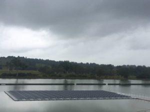 В Австралии запустили плавучую солнечную электростанцию мощностью 100 кВт