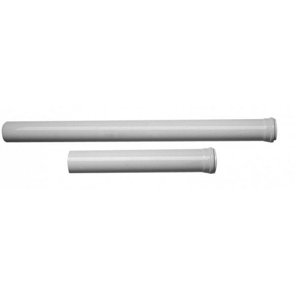 Удл-е трубы Baxi полипроп-н д 110 0,5 м HT 714133110 - фото