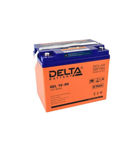 Аккумуляторная батарея Delta GEL 12- 85 - фото