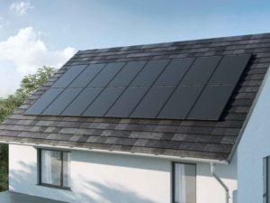 Nissan представил собственную солнечную крышу