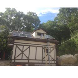 Круглогодичная автономная солнечная электростанция на 2,5 кВтч фото 8