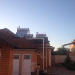 Сезонные термосифонные системы по 200л в пгт. Николаевка фото 7