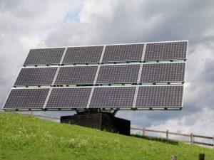 Новые солнечные батареи не боятся облаков