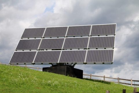 Новые солнечные батареи не боятся облаков - фото