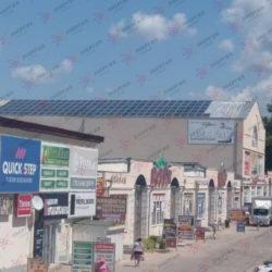 Сетевая солнечная станция 79кВт в г Севастополь - фото(4)