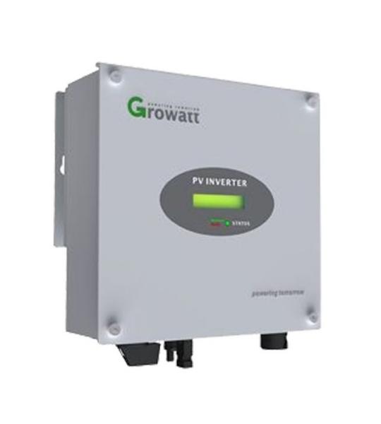 Сетевой инвертор Growatt 3000-S - фото