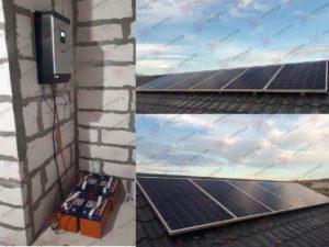 Автономная система электроснабжения частного дома