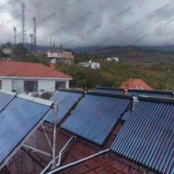 Гелиосистема и сетевая электростанция в пгт. Гурзуф фото (15)