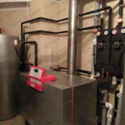 Гелиосистема и сетевая электростанция в пгт. Гурзуф фото (2)