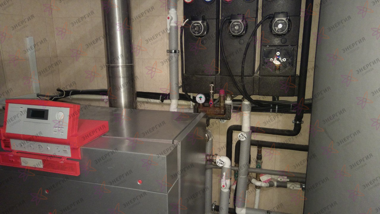 Гелиосистема и сетевая электростанция в пгт. Гурзуф фото (4)