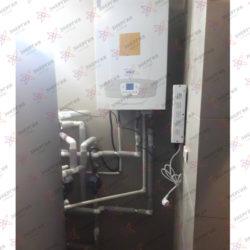 Гелиосистема в частной гостинице на 50-60 человек фото (1)