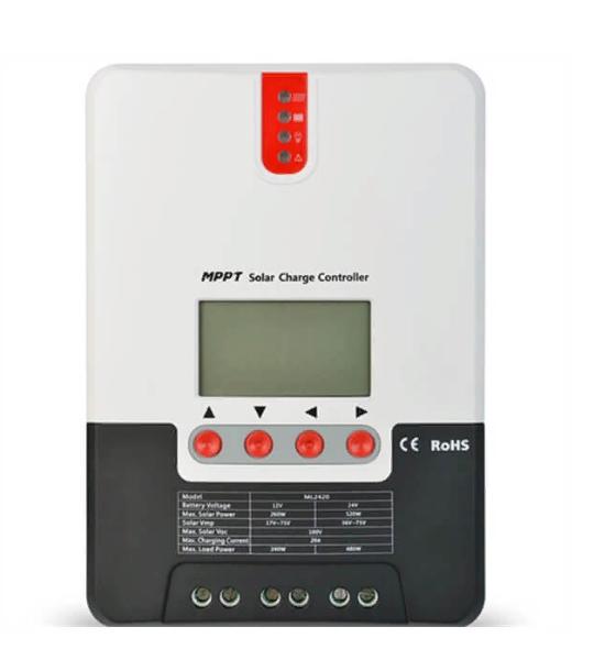 Контроллер заряда MPPT SR-ML2420 - фото