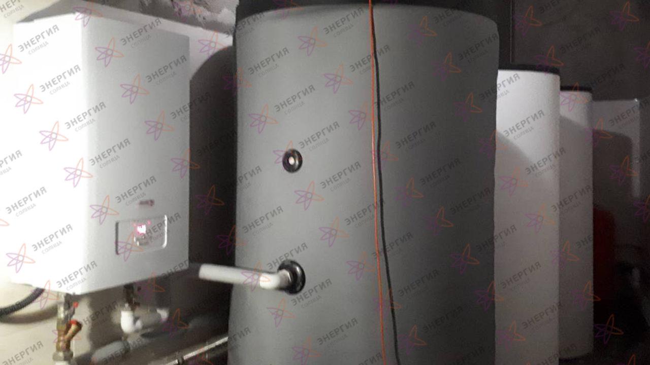Круглогодичная гелиосистема в гостинице на 70-80 человек фото 4