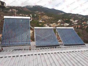 Увеличение тепловой мощности ранее установленной системы