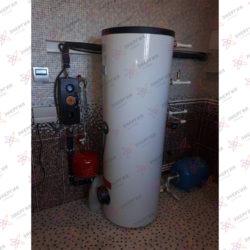 Автономная система горячего водоснабжения на 300 л фото (5)