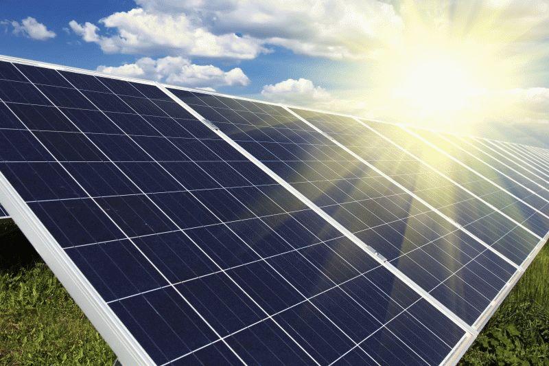 Подключение солнечных батарей к электросети в России - фото