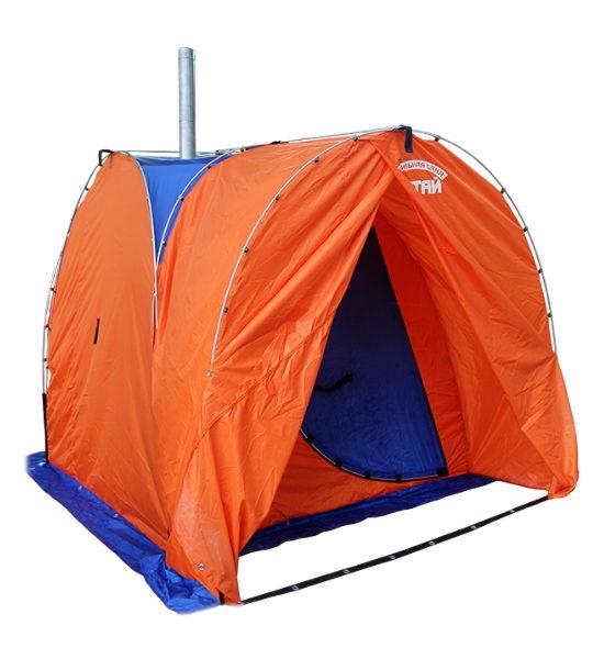 Палатка с тамбуром АЛТАЙ - фото